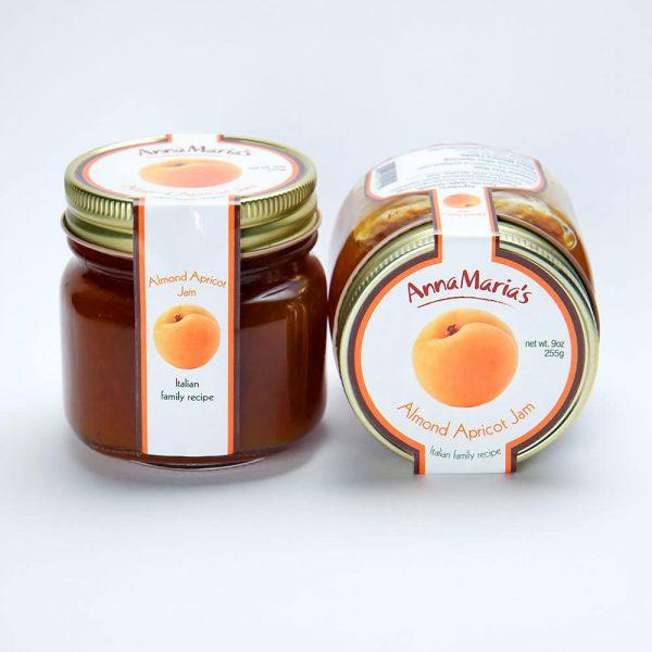 Almond Apricot Jam - Anna Maria's Foods