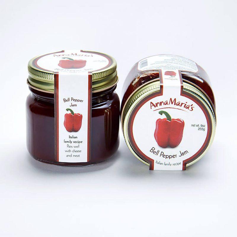 Bell Pepper Jam - Anna Maria's Foods