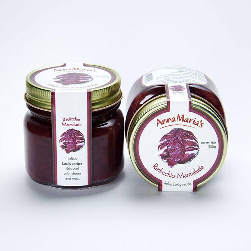 Radicchio Marmalade - Anna Maria's Foods