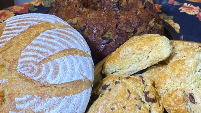 Einkorn wheat boule, scones and baked goods for the gluten sensitive | Anna Maria's Foods