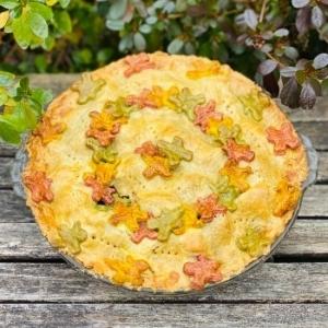 Einkorn wheat savory crostata | Anna Maria's Foods