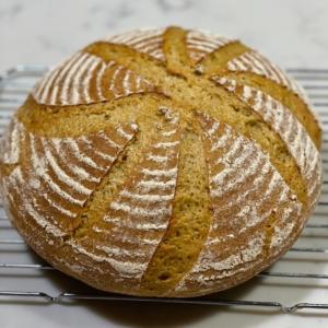 Einkorn wheat sourdough boule | Anna Maria's Foods